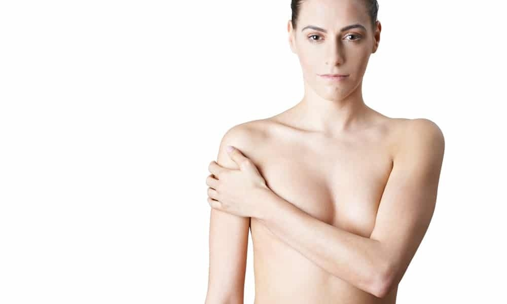 which is true of women who have had a unilateral mastectomy?-0