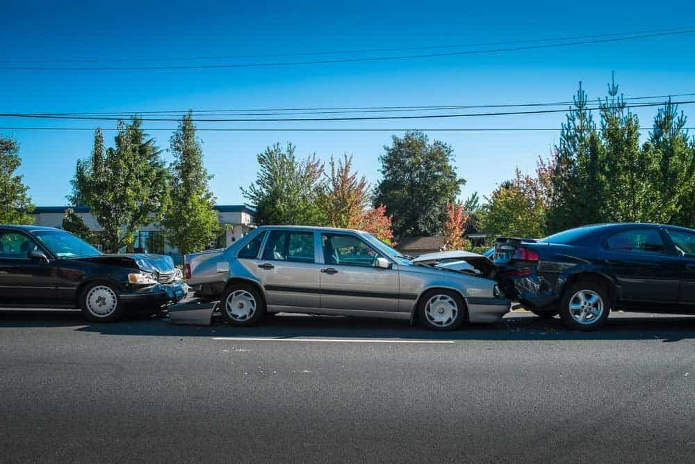 who is at fault in a multi car rear end accident-0